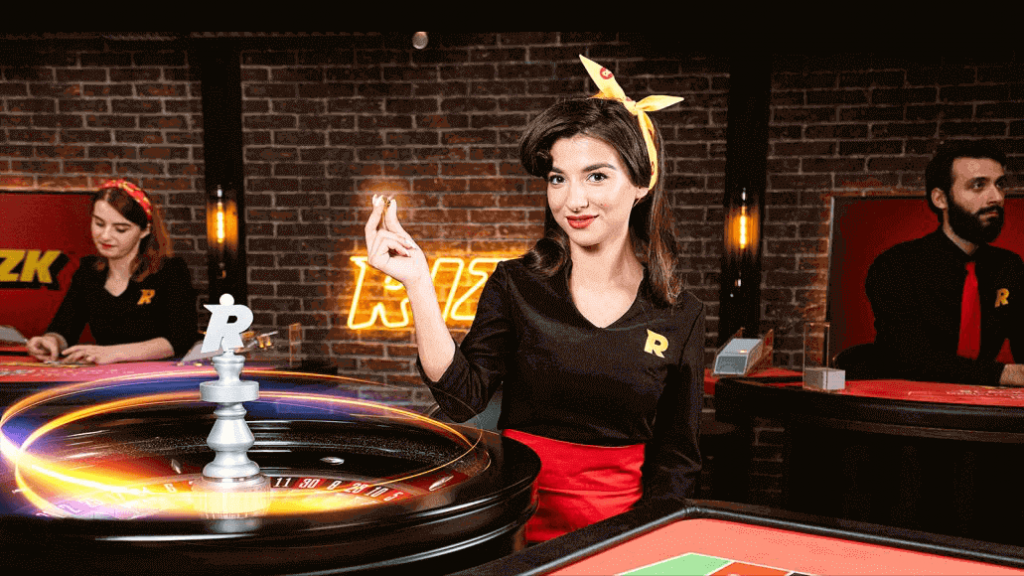 🇳🇿 🥇 Live Online Casinos in New Zealand | Play Casino With Live Dealers